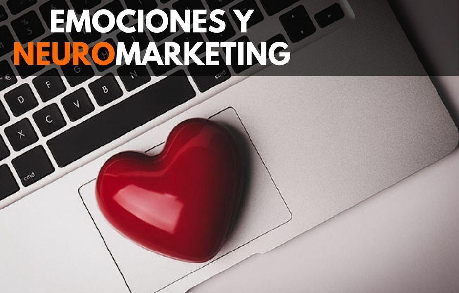 ¿Sabes la diferencia entre Marketing emocional y Neuromarketing?