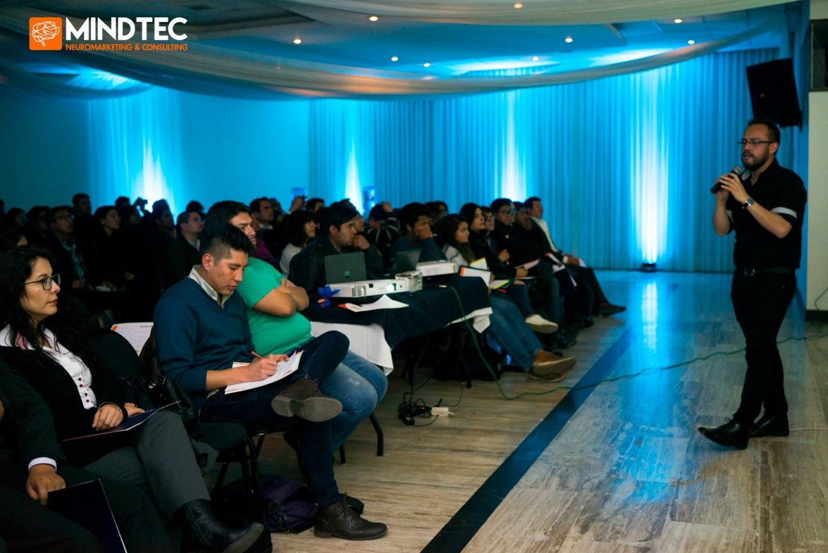 conferencia neuromarketing bolivia