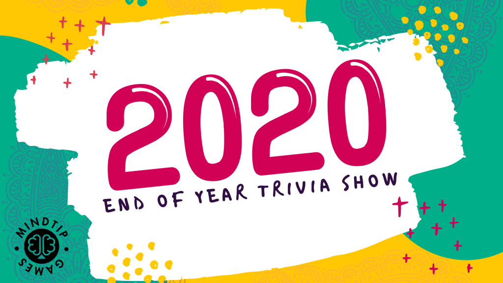 2020 End Of Year Show