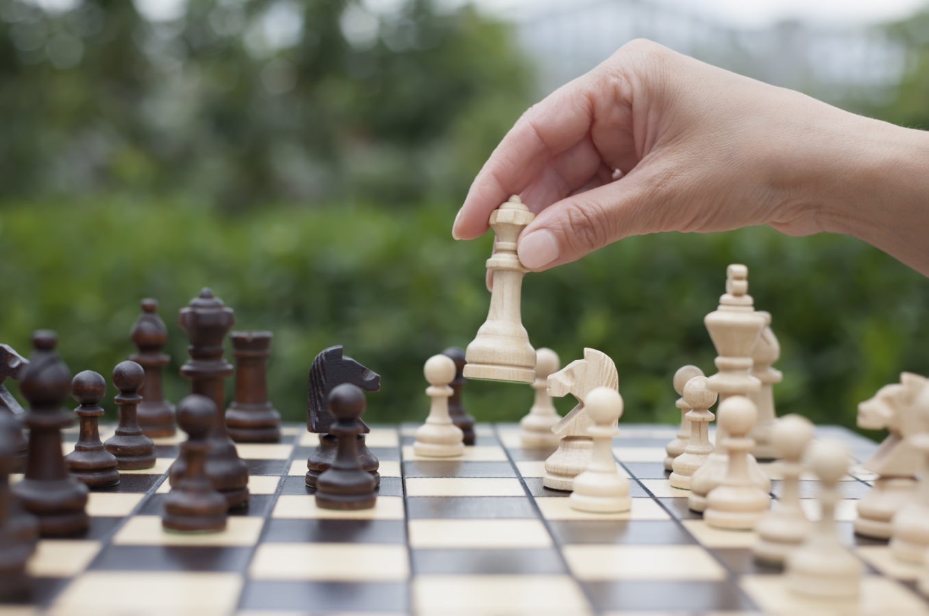 Technology Chess And All Our Futures Mind Tools Blog