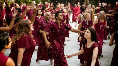 танец в медитации ошо