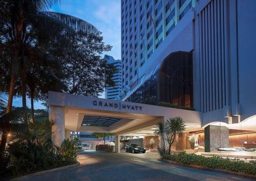 Grand Hyatt Hotel сингапур