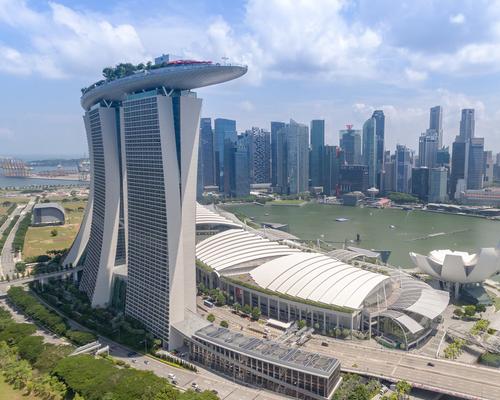 фэншуй сингапур дракон