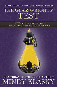 The Glasswrights' Test by Mindy Klasky