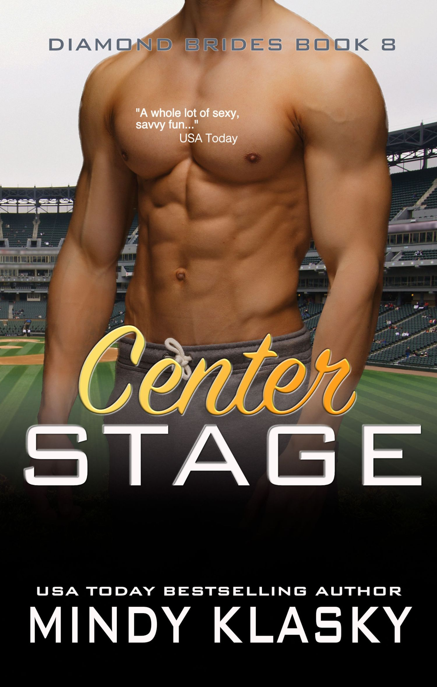 Center Stage by Mindy Klasky