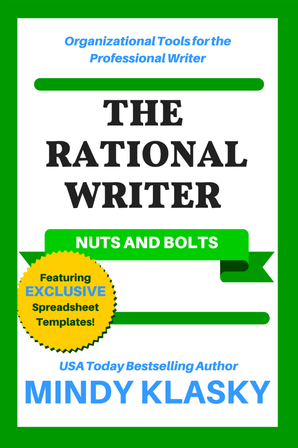 The Rational Writer Nuts and Bolts by Mindy Klasky