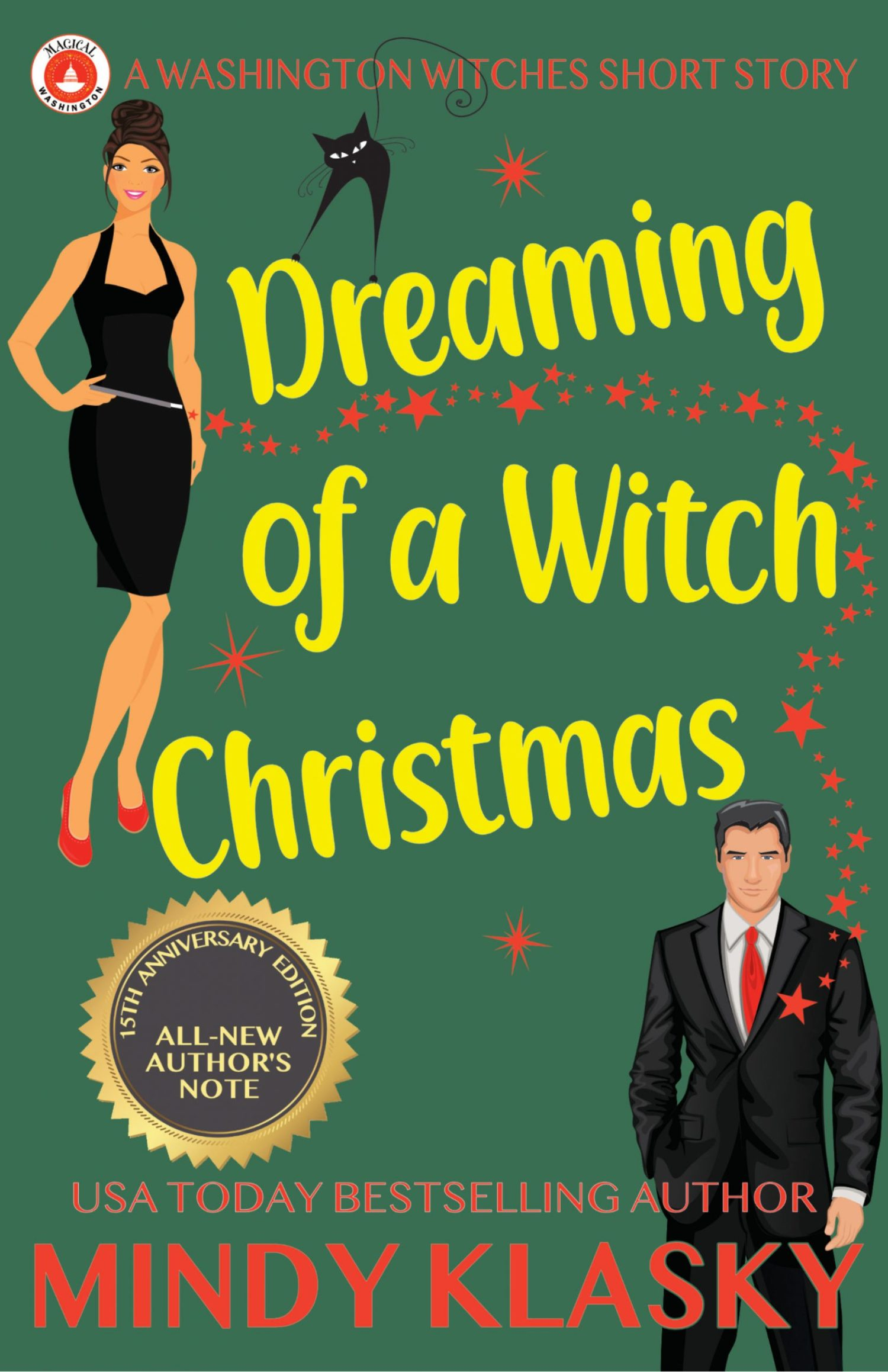 Dreaming of a Witch Christmas by Mindy Klasky