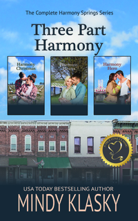 Three Part Harmony by Mindy Klasky