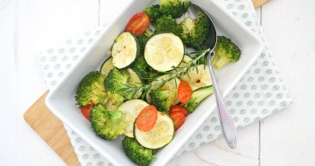 Gegrilde broccoli