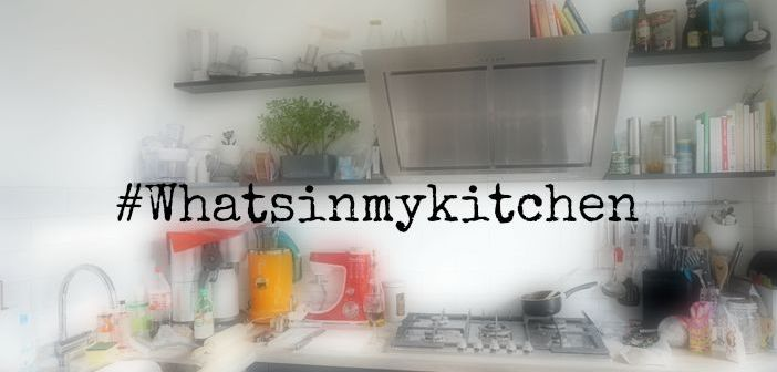 Whats in my kitchen tag