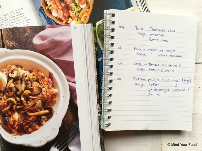 Tips voor snelle en gezonde doordeweekse maaltijden