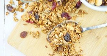 granola van quinoa