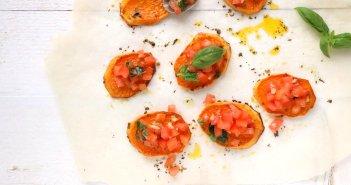 zoete aardappel bruschetta (2)