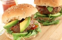 Indonesische hamburgers
