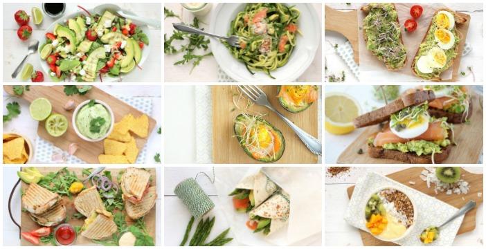 20 x avocado recepten - mind your feed