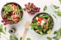pasta salade met broccoli