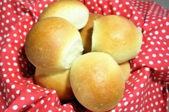 Super Soft Yeast Rolls