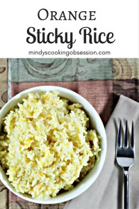 This Orange Sticky Rice makes a great side to any main dish. Orange juice, chicken broth, and onion dress up plain rice in this delicious side dish.