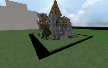 Minecraft Castles Creations