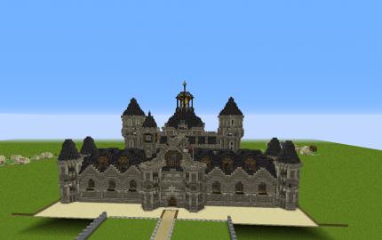 Large Palace Castle Creation 14664