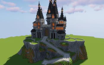 Minecraft Castles Creations 2