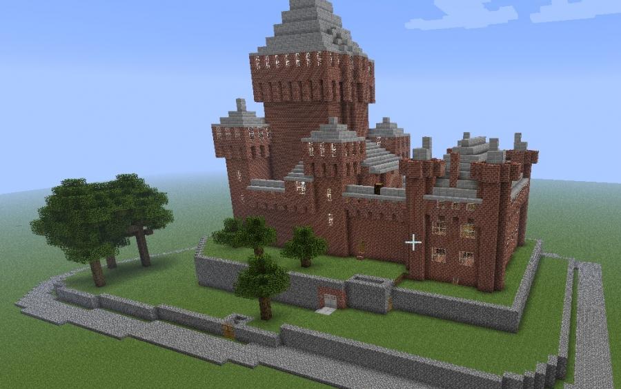 Castle Vufflens Creation 2981