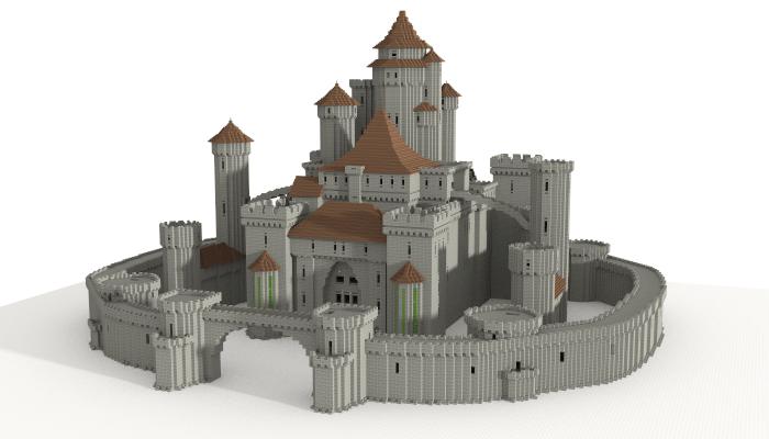 Castle Unfurnished Creation 5599