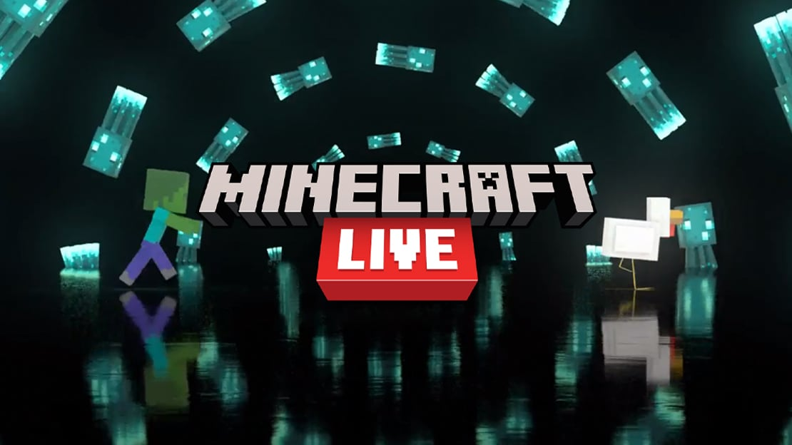 Watch the Minecraft Live show