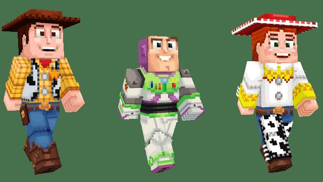 Minecraft TOY STORY MASH-UP 6