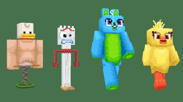 Minecraft TOY STORY MASH-UP 7