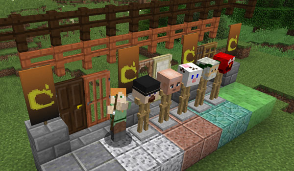 Minecraft 1.8 – Actualización Generosa