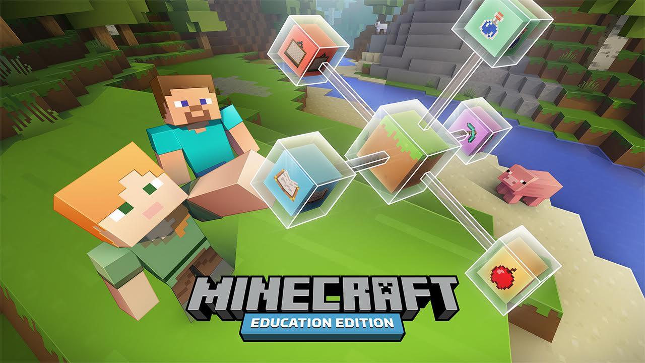 Resultado de imagen de minecraft education