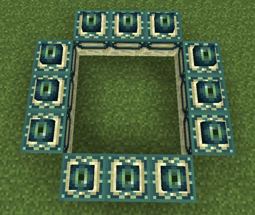 How To Make An End Portal In Minecraft Minecraft Information