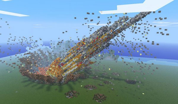 Moment of Impact Map for Minecraft