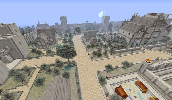 Aza's Arid Texture Pack for Minecraft 1.6.2