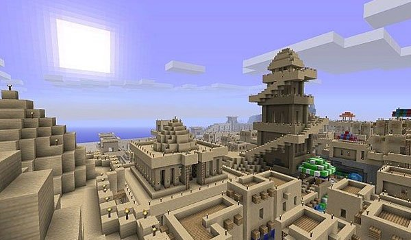 Coterie Craft Texture Pack for Minecraft 1.10 and 1.9