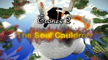 Eronev 2: The Soul Cauldron Map for Minecraft 1.7.2