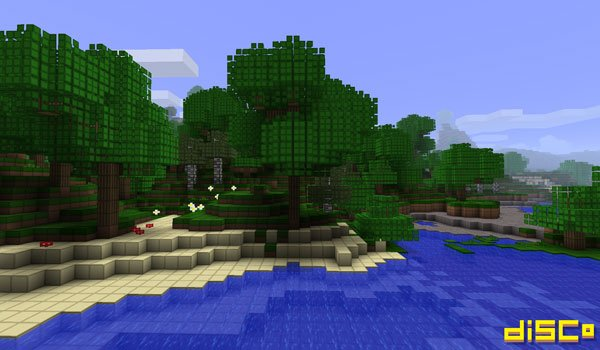 oCd Texture Pack for Minecraft 1.8