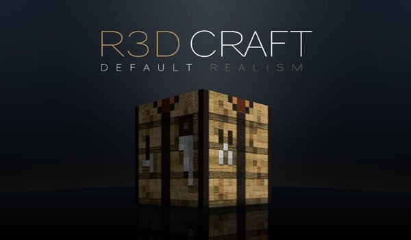 R3D Craft Texture Pack for Minecraft 1.8