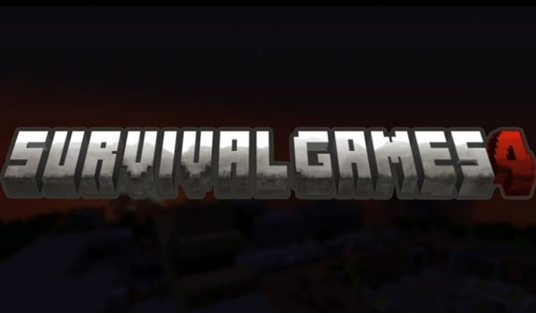 Survival Games 4 Map for Minecraft 1.4.5