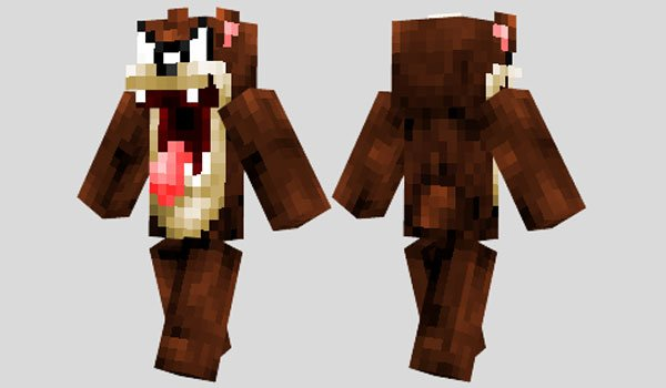 Taz Skin for Minecraft