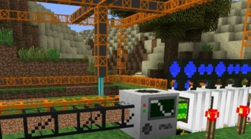 BuildCraft Mod for Minecraft 1.12.2 and 1.11.2