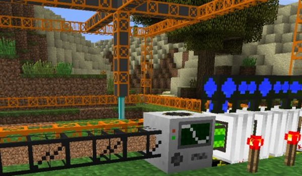 BuildCraft Mod for Minecraft 1.7.10 and 1.7.2