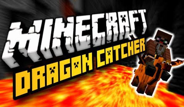 Dragon Catcher Mod for Minecraft 1.4.5