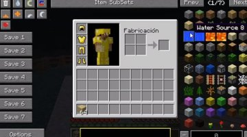 Not Enough Items Mod for Minecraft 1.12.2 and 1.11.2