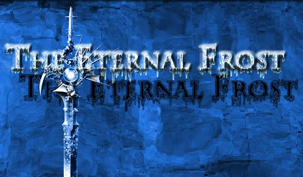 The Eternal Frost Mod for Minecraft 1.7.10