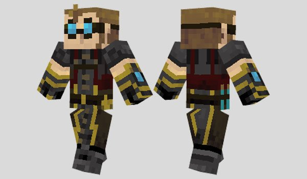 Alchemist Skin for Minecraft