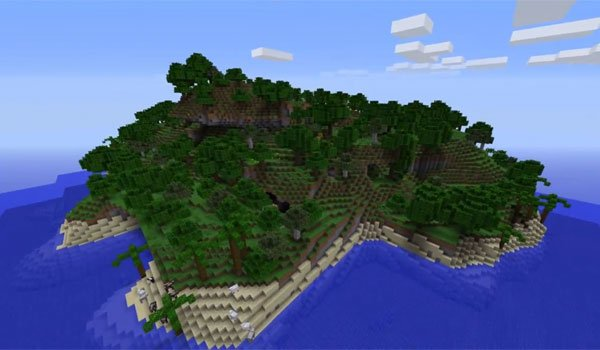 Better World Generation 4 Mod for Minecraft 1.7.2 and 1.7.10