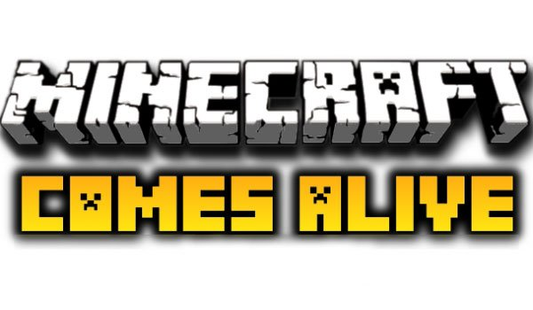 Minecraft Comes Alive Mod for Minecraft 1.10.2