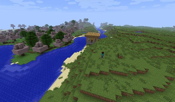 You Are Herobrine Mod for Minecraft 1.4.7